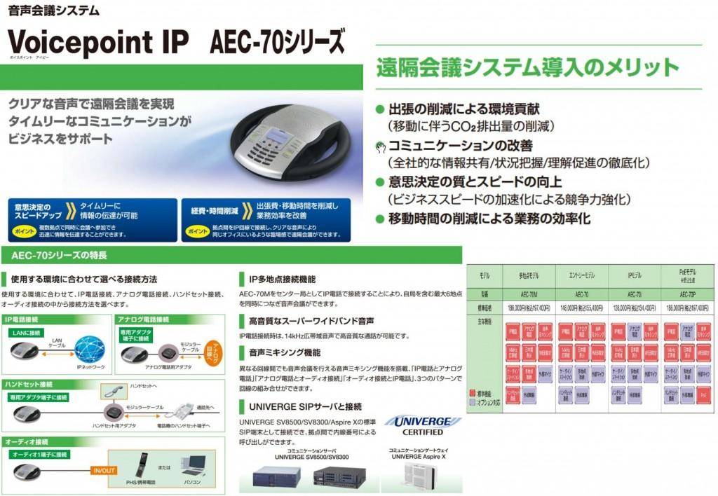 Voicepoint IP AEC-70_01
