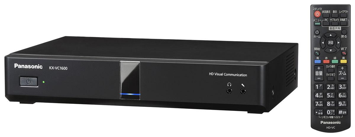 HDコム KX-VC1600J本体