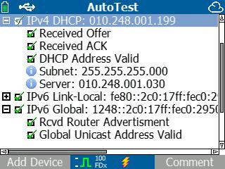 IP アドレス